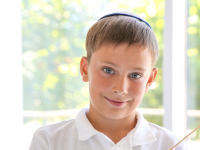 Pourquoi les jeunes enfants ne portent pas de tefillin